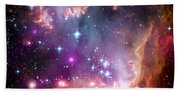 Magellanic Cloud 3 Bath Towel