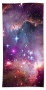 Magellanic Cloud 3 Bath Towel