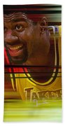 Magic Johnson Bath Towel