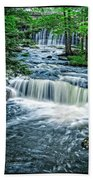 Magical Waterfall Stream Hand Towel