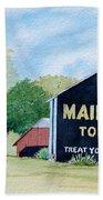 Mail Pouch Bath Towel