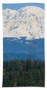 Majestic Rainier Bath Towel