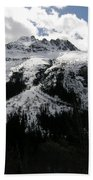 Majestic Skagway Mountaintop Bath Towel