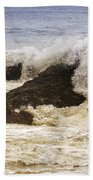 Malibu Waves Bath Towel