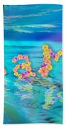Mama Ocean Bath Towel