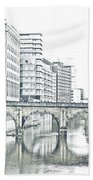 Manchester Hand Towel