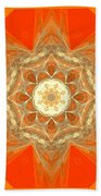Mandala 014-2 Bath Towel