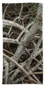 Mangrove Roots 1 Bath Towel