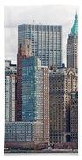Manhattan - New York City Bath Towel