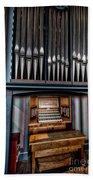 Manual Pipe Organ Hand Towel