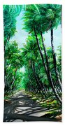 Manzanilla Coconut Estate Bath Towel