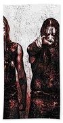 Marduk Bath Towel