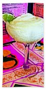 Margarita Time Bath Towel