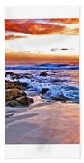 Marineland Sunrise Bath Towel