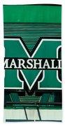 Marshall University Bath Towel