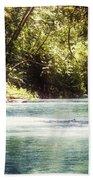 Martha Brae River Bath Towel
