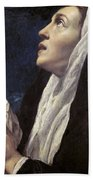 Mary Magdalene Bath Towel