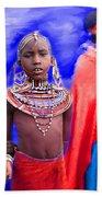 Masai Bath Towel
