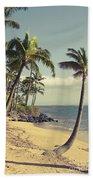 Maui Lu Beach Hawaii Bath Towel