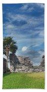 Mayan Memories Bath Towel