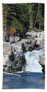 Mcdonald Creek Bath Towel