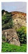 Medieval Tower Bath Towel