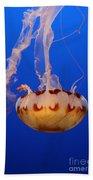 Medusa Jellyfish  Bath Towel