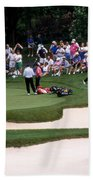 12w192 Memorial Tournament Photo Bath Towel