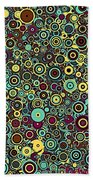 Memory Of Klimt Bath Towel