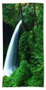 Menteko Falls  Bath Towel