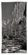 Merced River Yosemite Bath Towel