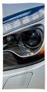 Mercedes Benz Light Bath Towel