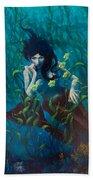 Mermaid Hand Towel