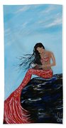 Mermaids Timeless Tales Bath Towel