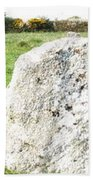 Merry Maidens Stone Circle Cornwall Hand Towel