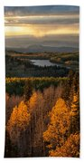 Mesa Sunset Bath Towel