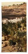 Mesa Verde Cliff Palace Hand Towel
