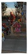 Mesilla Nm Cemetery 14  Bath Towel