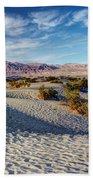 Mesquite Flat Dunes Bath Towel