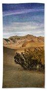 Mesquite Flat Sand Dunes Death Valley Img 0080 Bath Towel