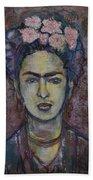 Metamorphosis Frida Bath Towel