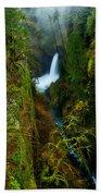 Metlako Falls Bath Towel