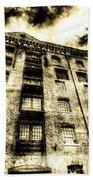 Metropolitan Wharf London Vintage Bath Towel