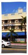 Miami Beach - Art Deco 38 Hand Towel
