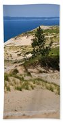 Michigan Sleeping Bear Dunes Bath Towel