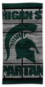 Michigan State Spartans Hand Towel