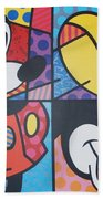 Mickey Bath Towel