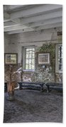 Middleton Place Rice Mill Interior Bath Towel