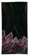 Midnight Forest By Jrr Bath Towel