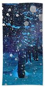 Midwinter Bath Towel